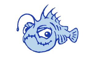 Fischfeinkostlange